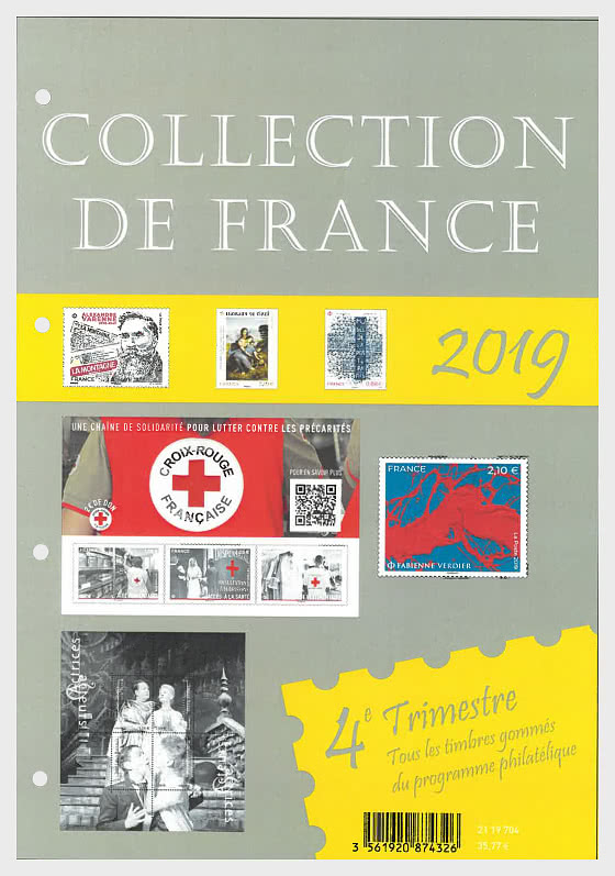 French Collection 2019 - Quarter 4 - Annual Product