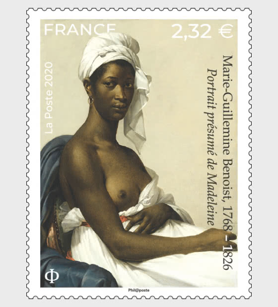 Marie Guillemine Benoist - Serie