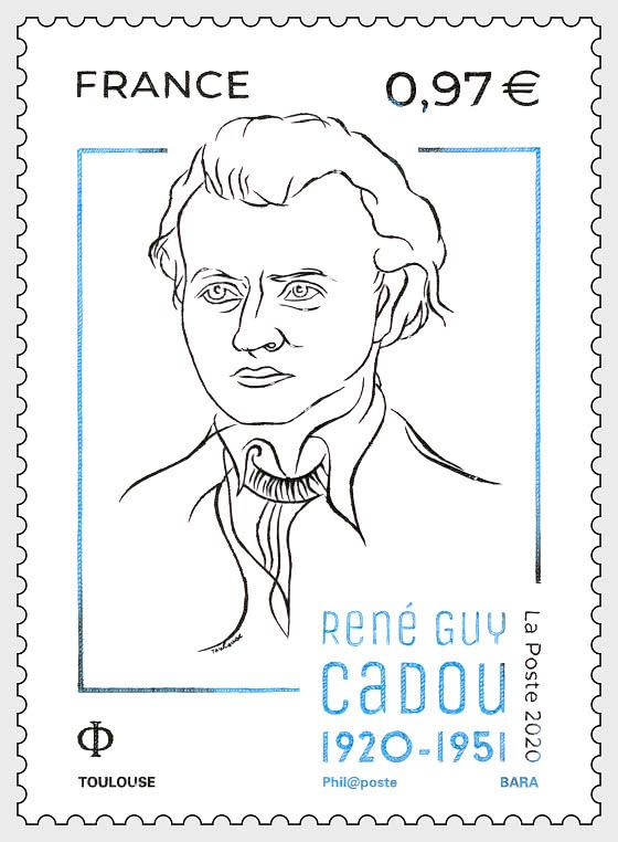 René Guy Cadou - Serie