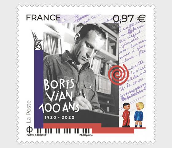 Boris Vian - Serie