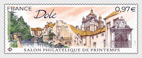 Dole Philatelic Spring Fair - Set