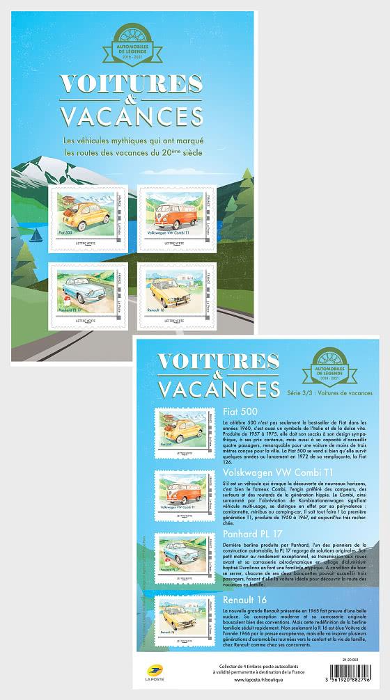 Car Vacation - Mountain - Collectibles