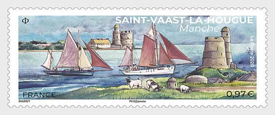 St Vaast La Hougue Manche - Set