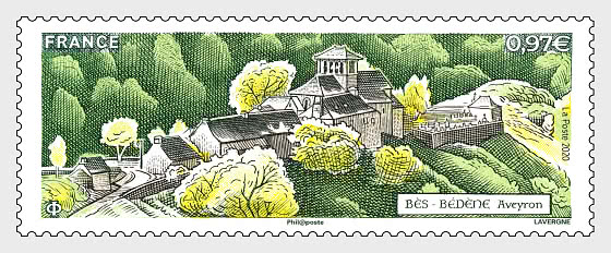 Bes Bedene Aveyron - Serie