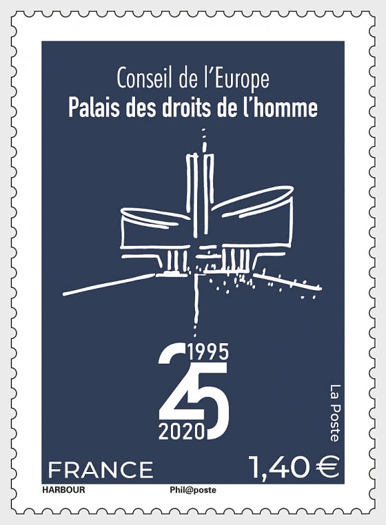 Council Of Europe 1 -  Human Rights Building - Set