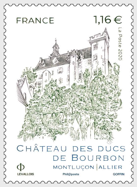 Castillo de Montlucon - Series