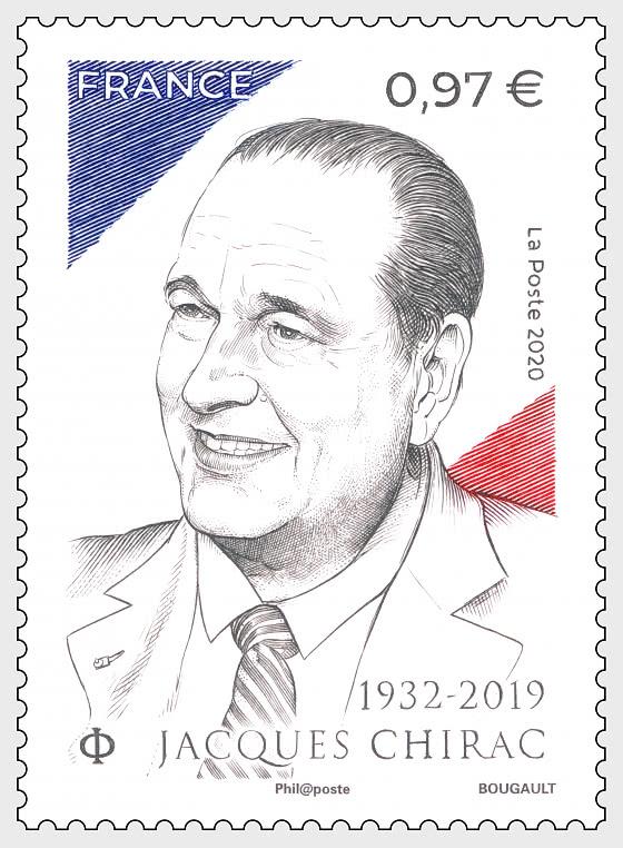 Jacques Chirac 1932-2019 - Series