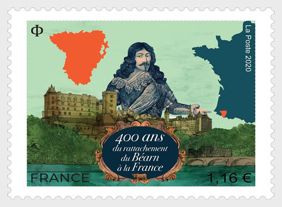 Incorporation of Bearn to France - Set