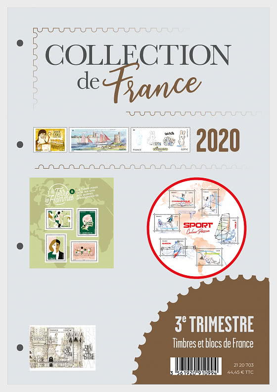 France Collection 2020 - Quarter 3 - Annual Product