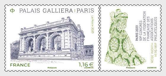 93rd FFAP Palais Galliera Congress - Set