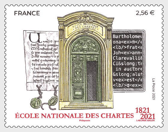 National School Of Chartres - Set