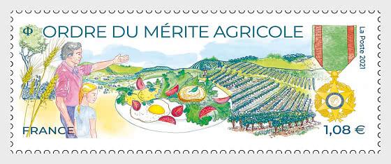 Order Of Agricultural Merit - Set