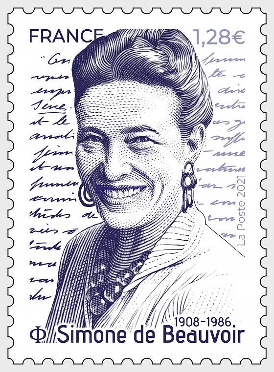 Simone De Beauvoir - Set