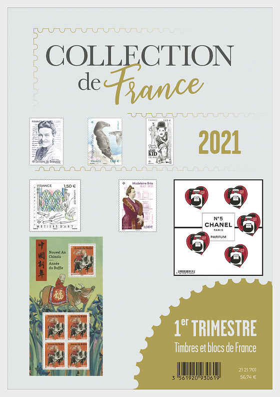 France Collection 2021 - Quarter 1 - Annual Product