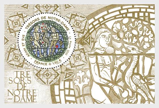 Tesori - Notre Dame - Foglietti