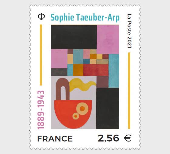 Sophie Taeuber Arp - Serie