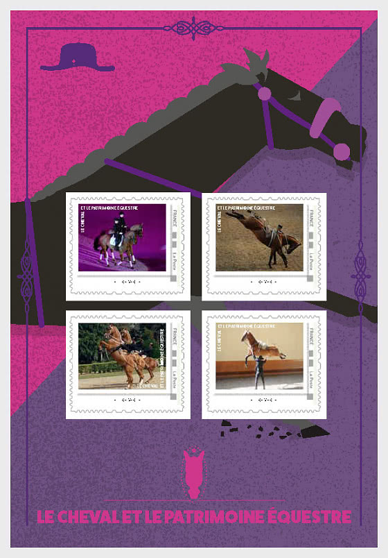 Cavallo E Il Patriottico Equestre - Collezionabile