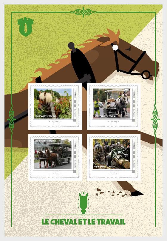 Cavallo e Lavoro - Collezionabile