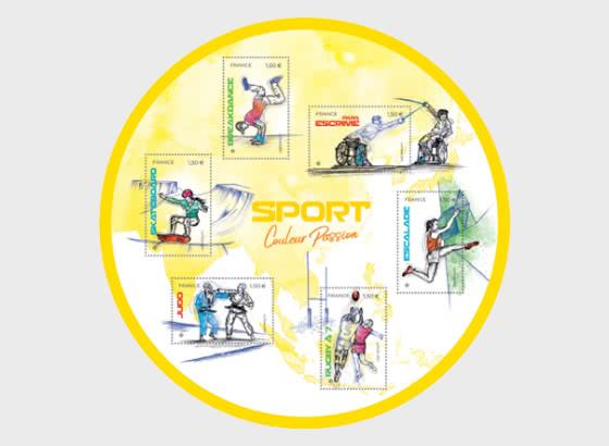 Sport - Miniature Sheet