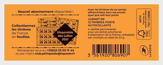 Abbonamento formato Marianne 2018 - Libretto