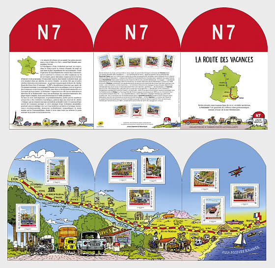 Nationale 7 Nord - Collectable