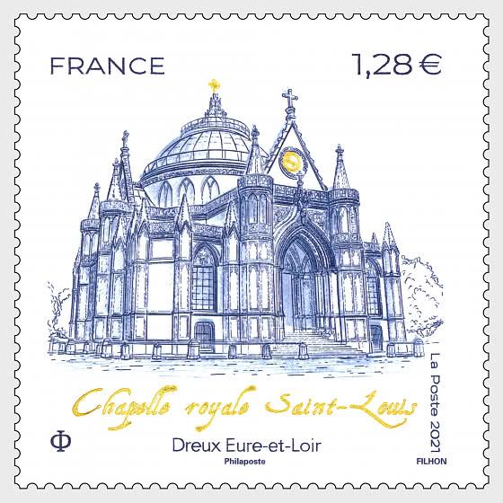 Chapelle Royale Dreux - Séries