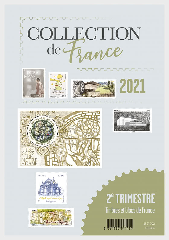 France Collection 2021 - Quarter 2 - Annual Product