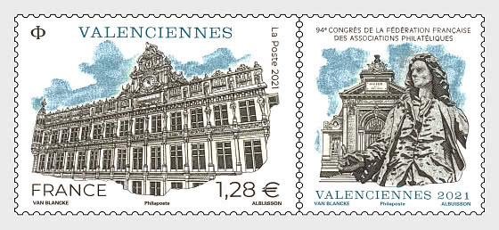 94 FFAP Valenciennes Congress - Set