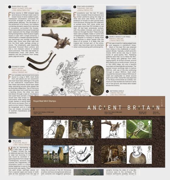 Ancient Britain - Presentation Pack