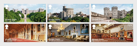 Windsor Castle 2017 - Set