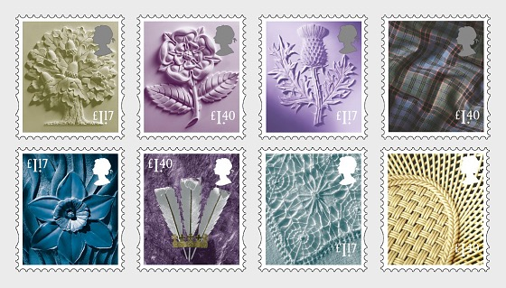 Country Definitives - Set