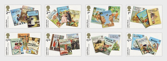 Ladybird Books - Set