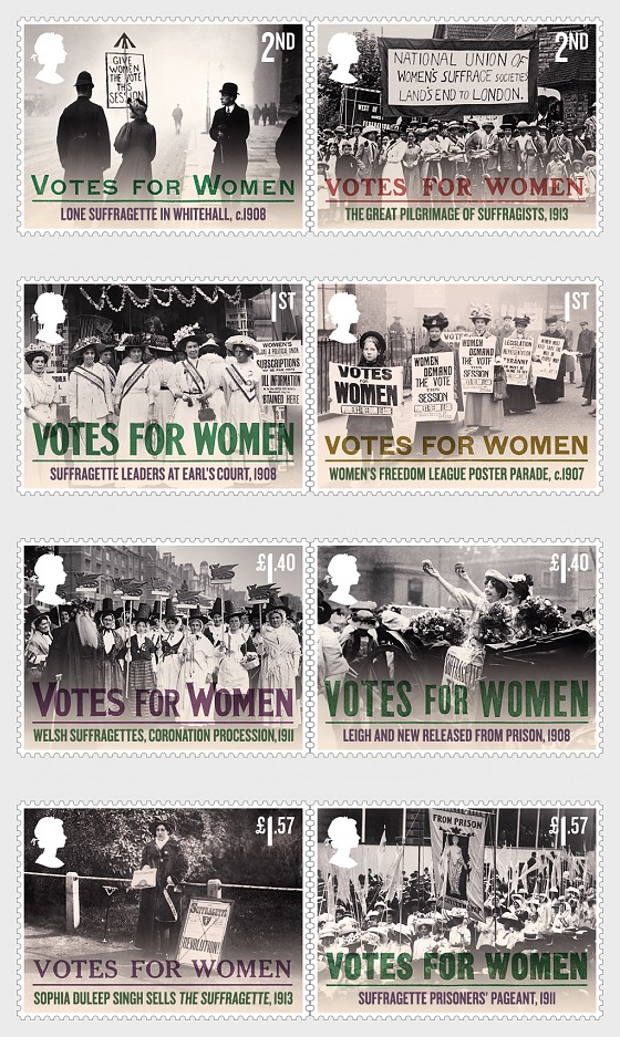 Votes for Women - Set