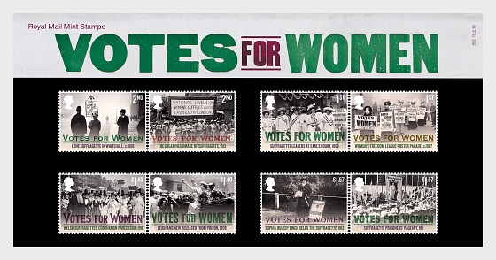 Votes for Women - Presentation Pack