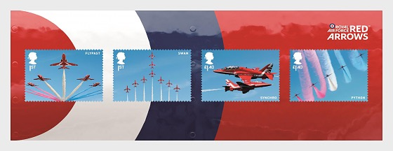 The RAF Centenary - Miniature Sheet