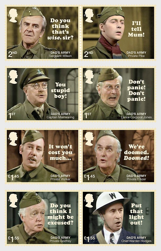 Dad's Army - Set