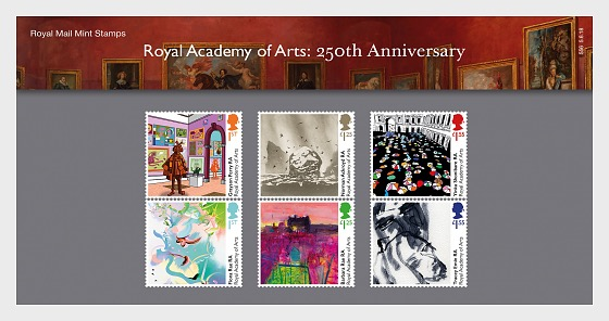 The Royal Academy of Arts - Presentation Pack