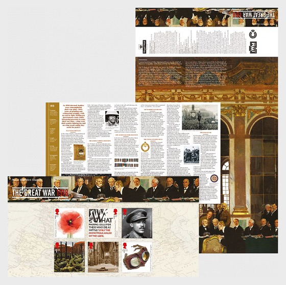 The First World War 1918 - Presentation Pack