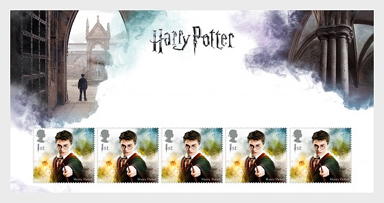 Harry Potter - (Character Set 5 x Harry Potter) - Collectibles