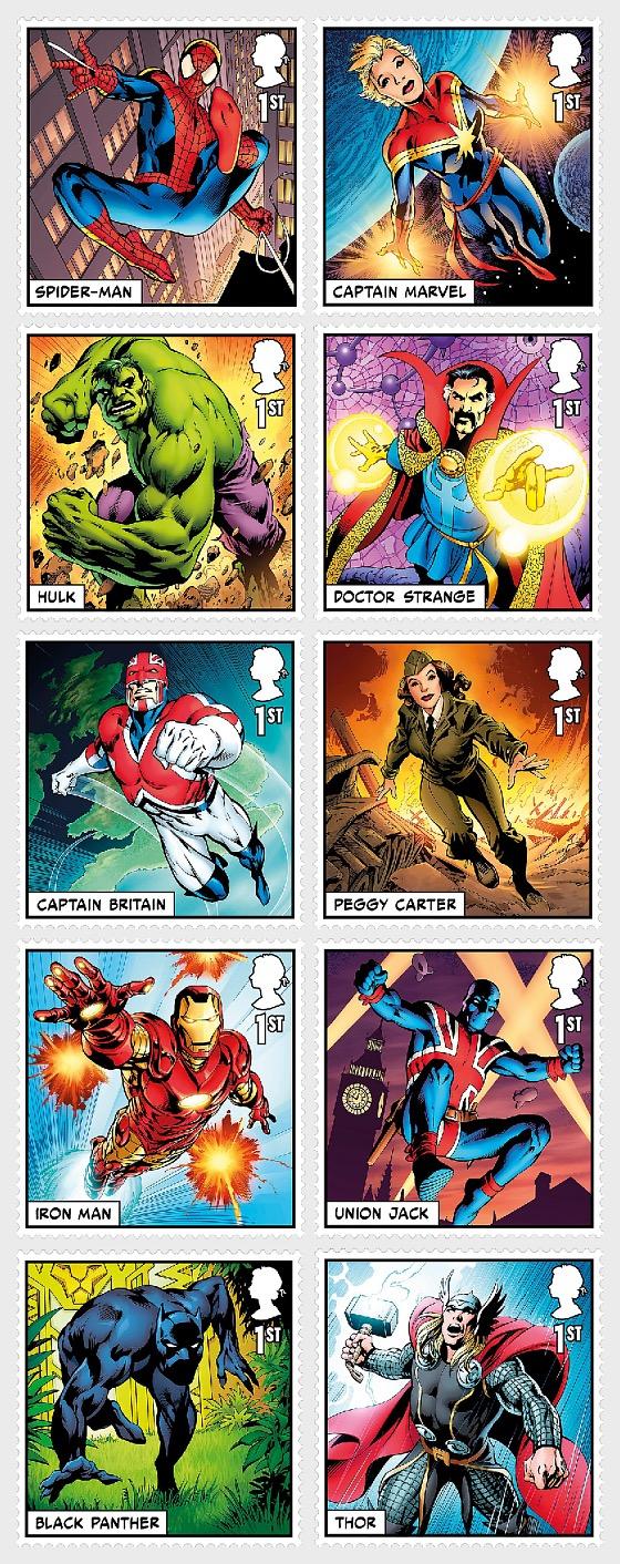Marvel - Set
