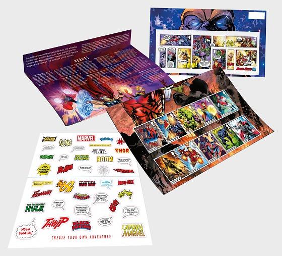 Marvel - Presentation Pack