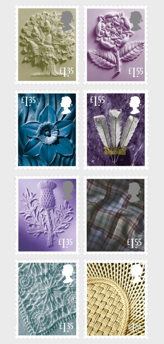 Country Definitives 2019 - Set
