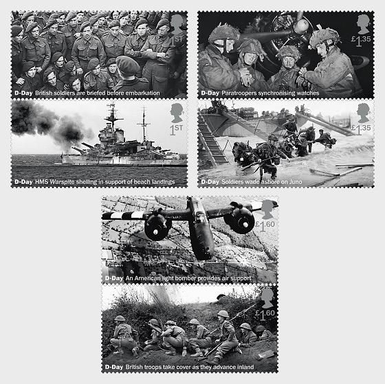 D-Day - Set