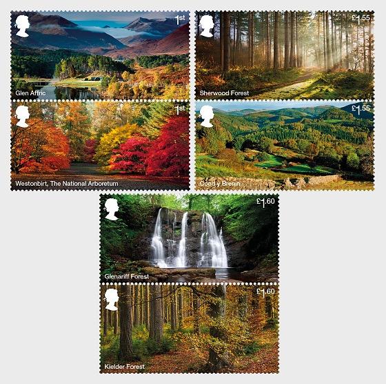Forests - Set