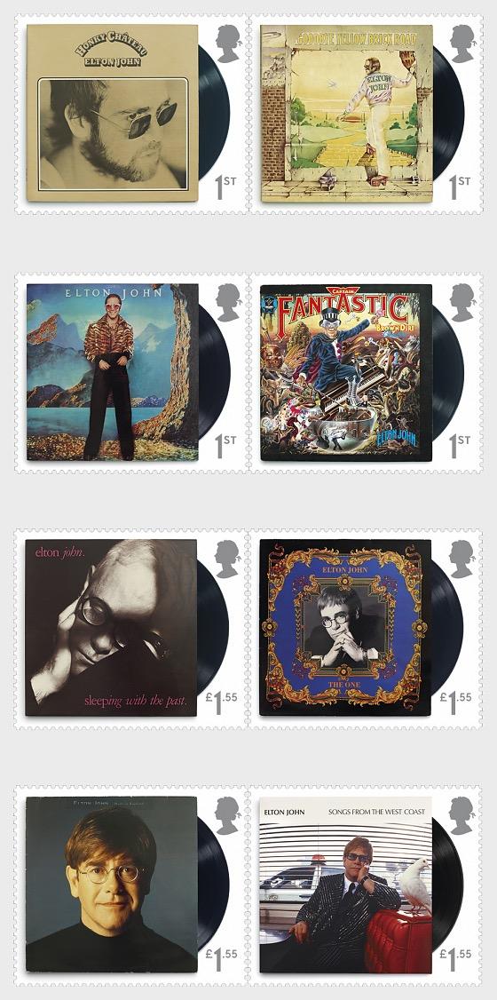 Music Giants III - Elton John - Set