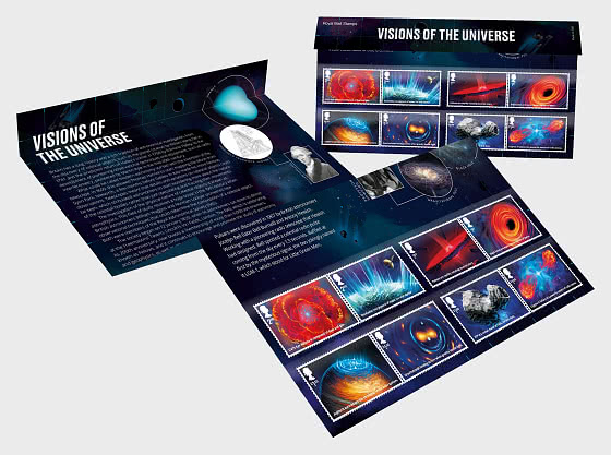 Visions of the Universe - Presentation Pack