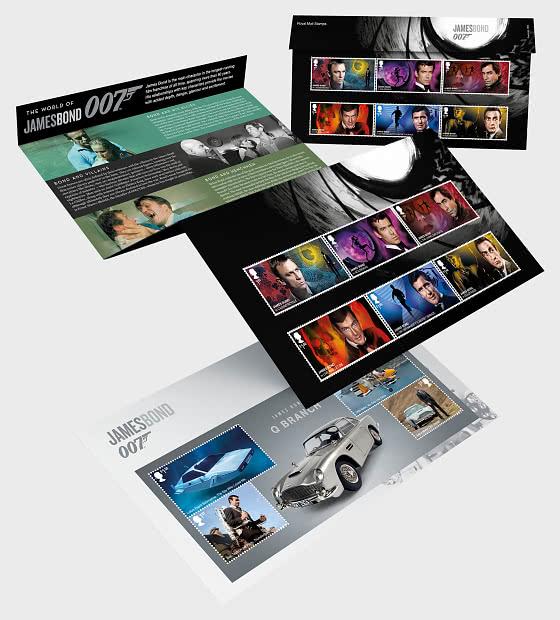 James Bond - Presentation Pack