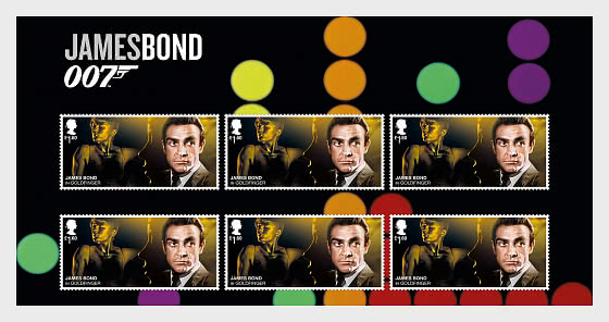 James Bond - Sean Connery - Character Set - Collectibles