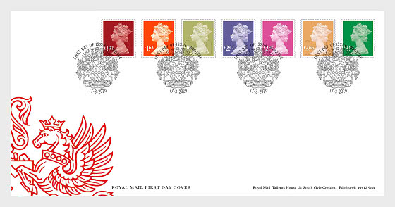 2020 Tariff - First Day Cover