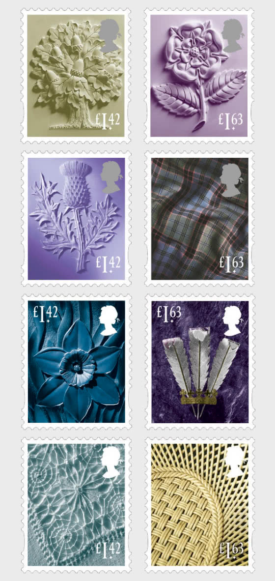 Country Definitives 2020 - Set